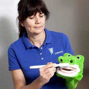 Zahnarztpraxis für Kinderprophylaxe