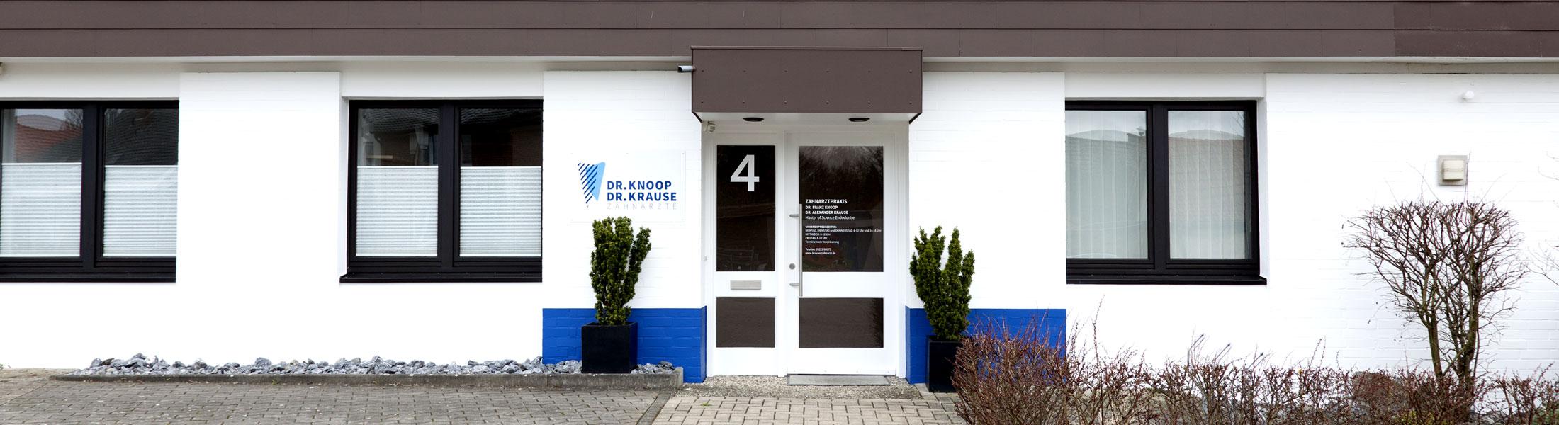 Zahnarzt Praxis Krause in Hiddenhausen